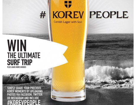 Korev People campaign – St Austell Brewery